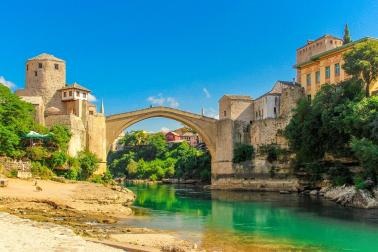 Непознатата и очарователна Босна - Сараево, Мостар и Меджугорие