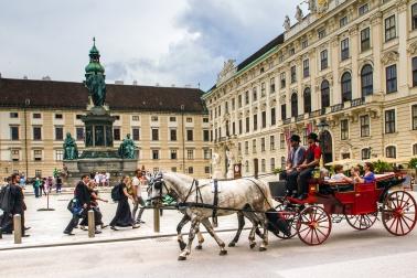 Майски празници във Виена
